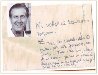 En portada de La Gacetilla Comunitaria. Mayo 2008