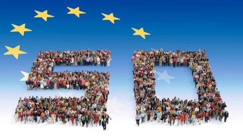 El cincuenta humano. (Derechs reservados. Comisión Europea)