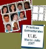 Prácticas en la Comisión Europea. 2007