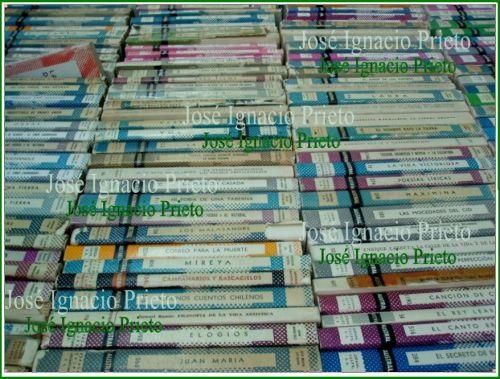 Libros Austral, antiguos y nuevos